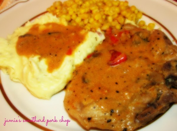 Jaime's Smothered Pork Chops Recipe