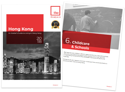 Hong Kong childcare expat guide