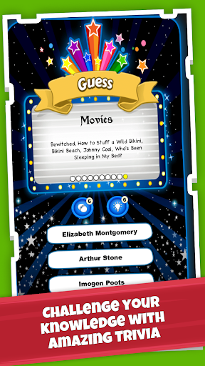 Code Triche Actors Crossword Puzzle Game, Guess Hollywood Name APK MOD screenshots 5