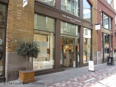 The White Company on Slingsby Place - Soft Furnishings in