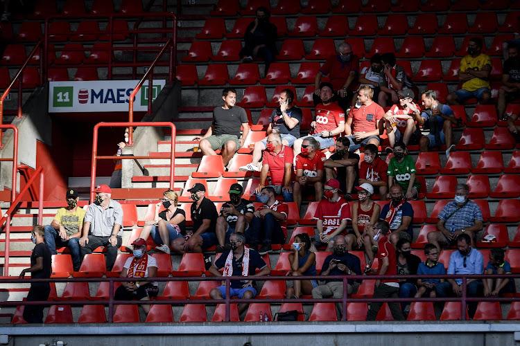 Comblé par son groupe, Philippe Montanier évoque aussi les supporters du Standard