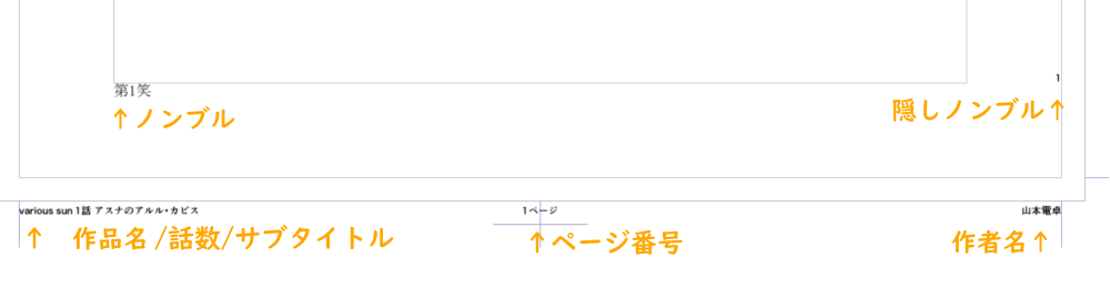 クリスタ:作品情報/ノンブル