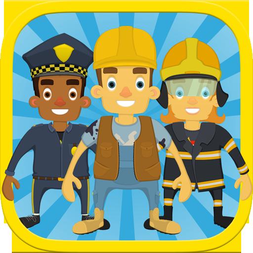 工作难题 - 迷宫装扮 教育 App LOGO-硬是要APP
