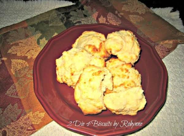 2 Die 4 Drop Biscuits~robynne Recipe