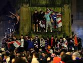 🎥 Les supporters des Rangers célèbrent le titre en oubliant les règles sanitaires