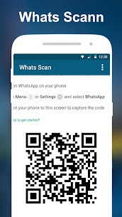 Whats Web Scan App Download For Android and iPhone 3