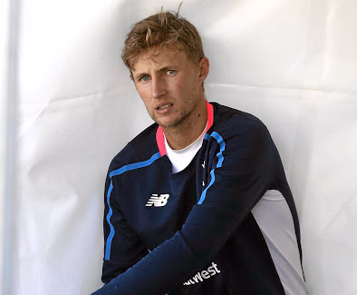 Wicked wicket: Joe Root pads up ahead of a nets session in Perth on Tuesday. Picture: RYAN PIERSE/GETTY IMAGES