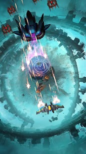 Transmute: Galaxy Battle v1.0.91 + Mod – arcade and exciting deformation game for Android 4
