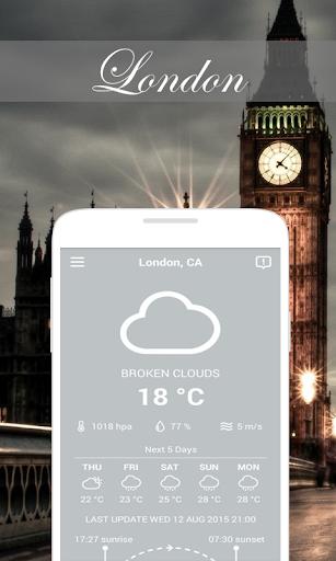 玩免費天氣APP|下載Local Weather - Free app不用錢|硬是要APP