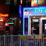 Jokers Bar in Roppongi in Tokyo, Tokyo, Japan