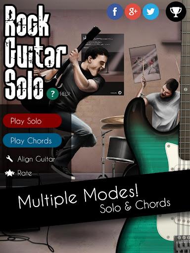 Rock Guitar Solo (Real Guitar) 1.0 screenshots 11