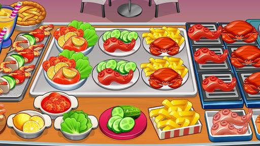 Indian Cooking Games - Star Chef Restaurant Food 1.02 screenshots 3
