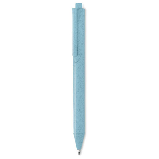 ball pen made from wheat/straw 50% and 50% plastic material