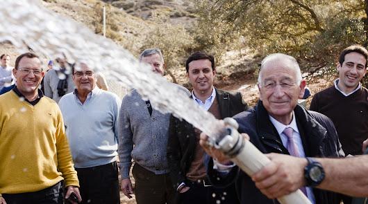 Diputación impulsa el abastecimiento hídrico