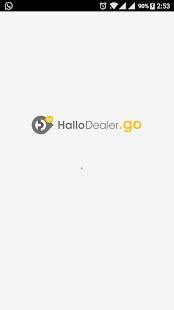 HalloDealer.go - náhled