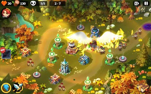 Hero Defense King 1.0.3 screenshots 23