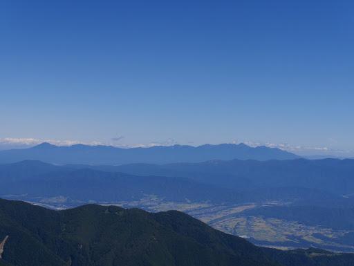 八ヶ岳アップ