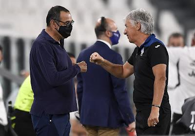"""Gian Piero Gasperini peste contre l'arbitrage : """"Ça n'arrive qu'en Italie"""""""