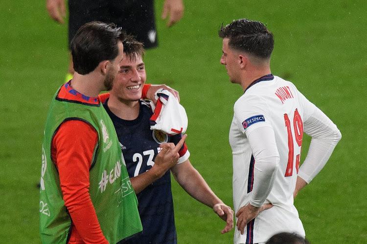 Chilwell et Mount manquent toujours à l'appel avant le choc contre l'Allemagne