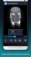 Screenshot of Sound Recorder - Audio Record