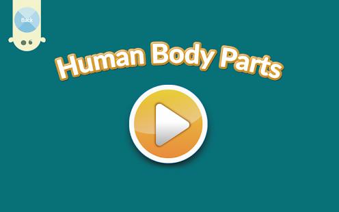 SensoryBox - Human Body Game - náhled