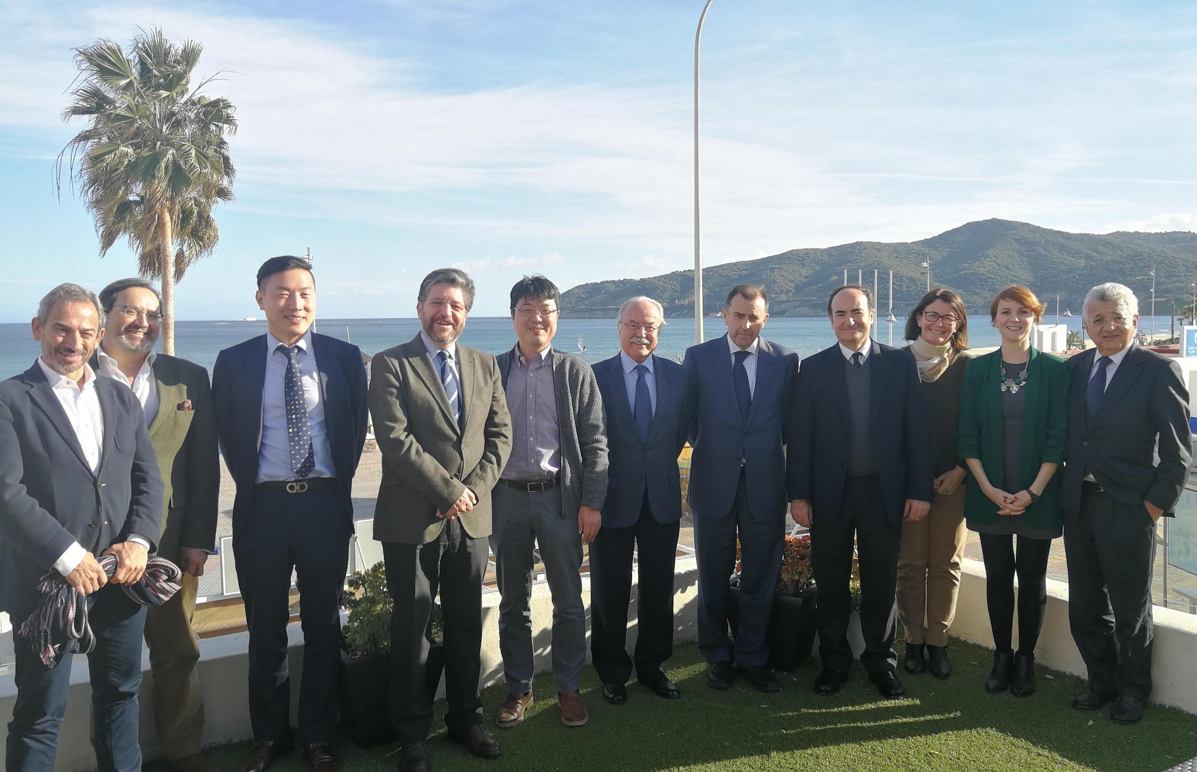 TTI Algeciras homenajea al Presidente de la APBA ante su inminente jubilación