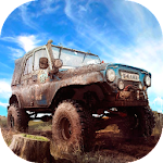 4x4 Russian SUVs Off-Road 3 Icon