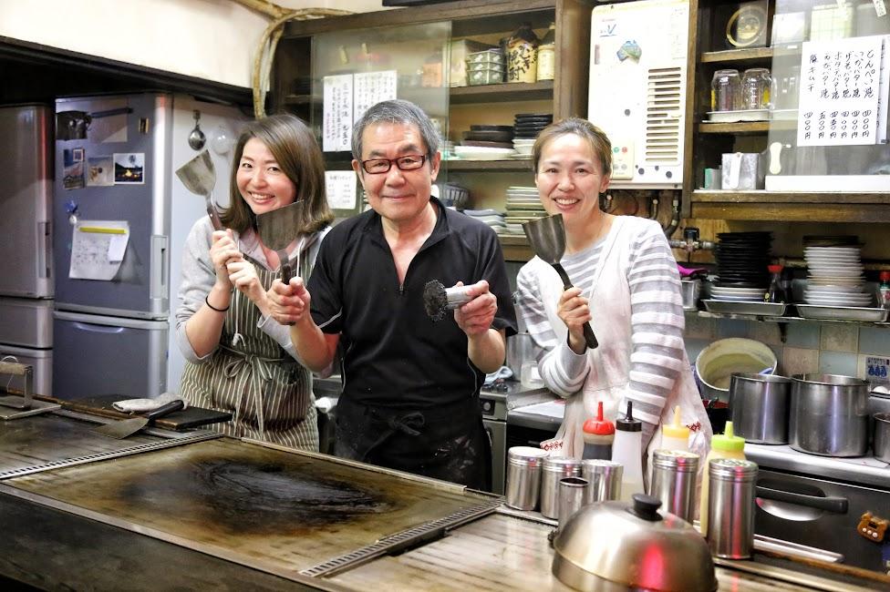 Osaka, Okonomiyaki