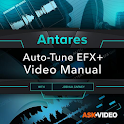 Auto-Tune EFX Course For Antares By Ask.Video icon