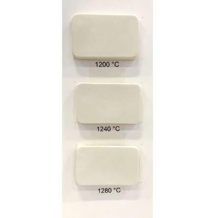 Stengodslera vit utan chamotte - 1000-1280°C