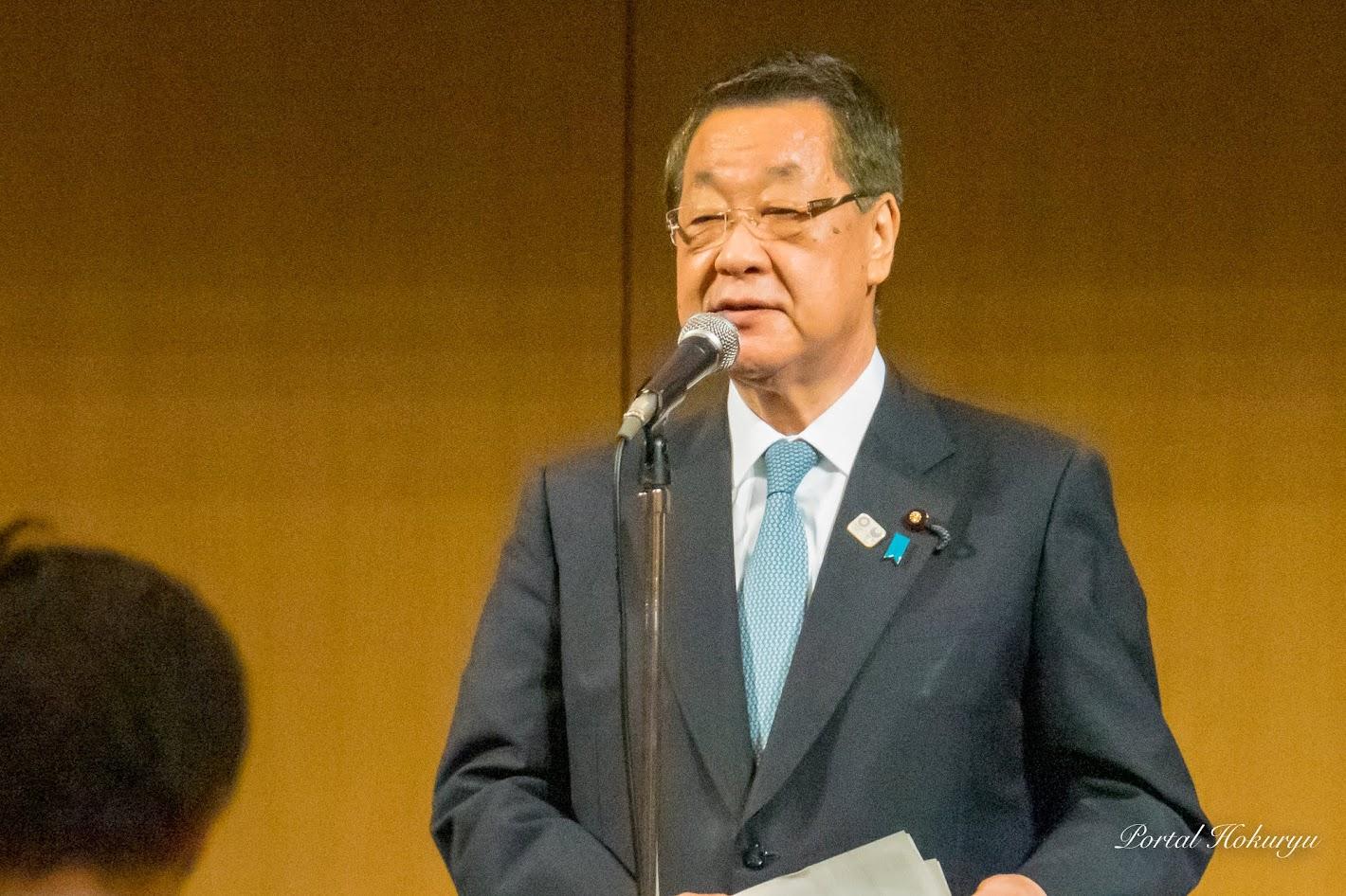 吉川貴盛 農林水産大臣