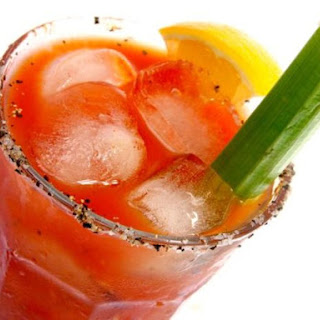 The Ultimate Fully-Loaded Bloody Mary.