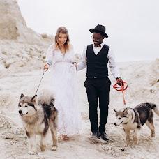 Wedding photographer Natali Vasilchuk (natalyvasilchuc). Photo of 24.05.2018