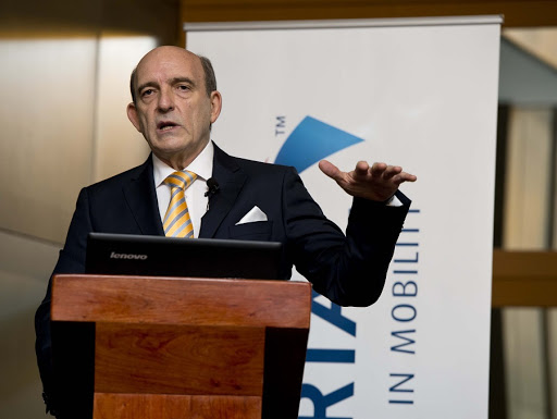 Mark Lamberti, Imperial CEO. Picture: MARTIN RHODES