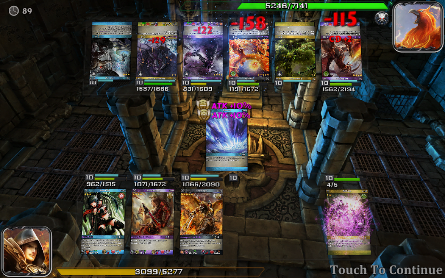 Epic Cards Battle(TCG)- screenshot