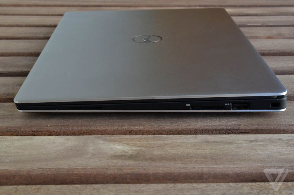 XPS 13 (late 2015) side, laptop, terbaru, windows, terbaik, tahun 2016