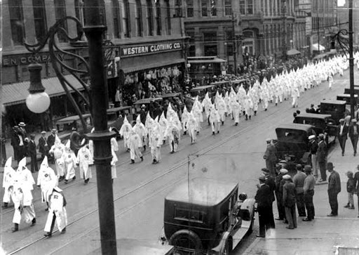 First director of Colorado Museum of Natural History appears on Denver KKK list