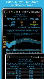 eWeather HD – clima, calidad del aire, terremotos 7