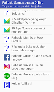 Sukses Jualan Online Free - náhled