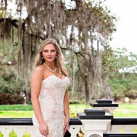 by Sabrina Causey - Wedding Bride ( rip van winkle, bride, dress, wedding dress, woman, beauty, south )
