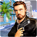 Crime City Gangster SIM 3D icon