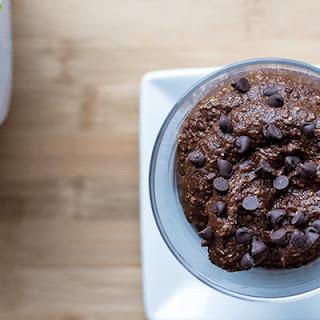 Guilt Free Brownie Batter Dip Recipe