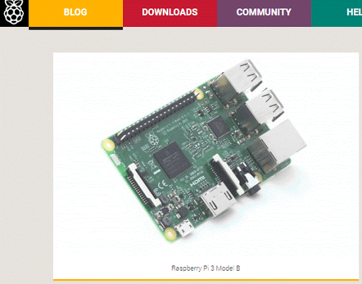 Raspberry Pi 3 - Now on sale with built in Wifi and Bluetooth cover image