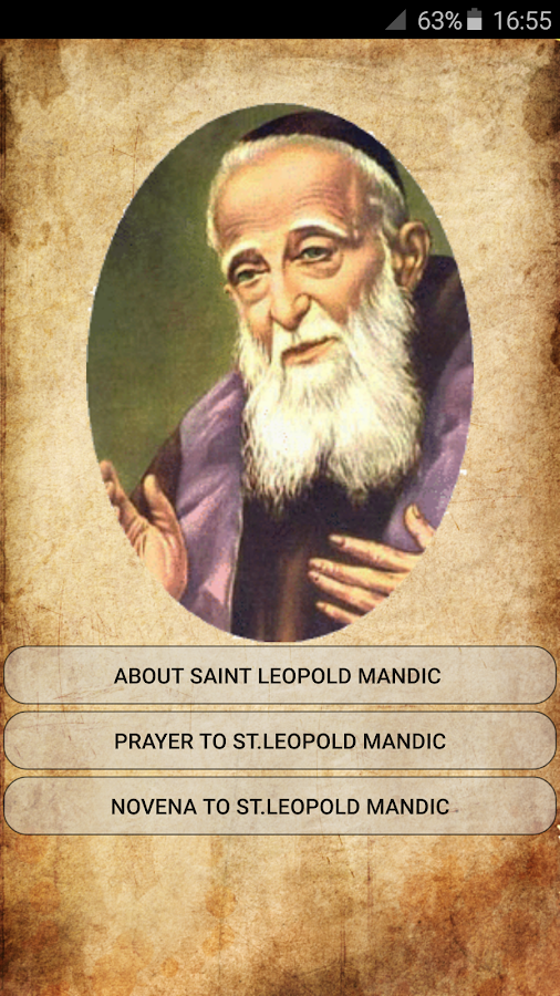 Saint leopold mandic android apps on google play for Wohndesign leopold preyer