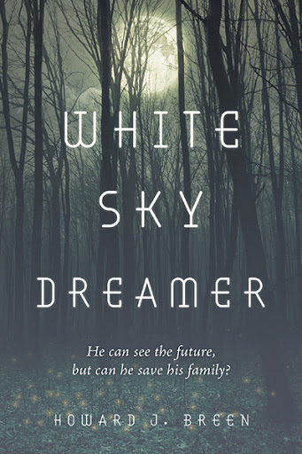 White Sky Dreamer cover