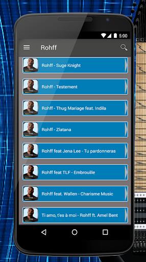JUSTESSE GRATUIT ROHFF TÉLÉCHARGER MP3 REPRIS DE