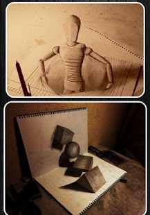 3d kreslení - náhled
