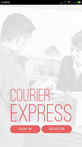 Courier Express - Deliveryman