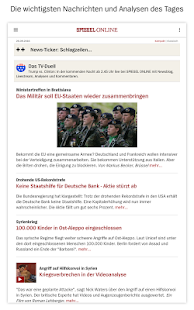 SPIEGEL ONLINE - News Screenshot 15