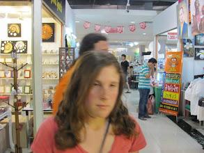 Photo: Shopping at a Thai mall.